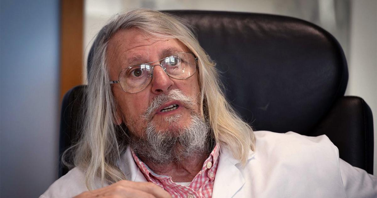 Didier Raoult : il met en doute l'utilité d'un vaccin contre le Covid-19