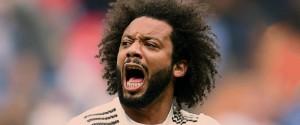 Le joueur de football Marcelo fait un magnifique hommage...