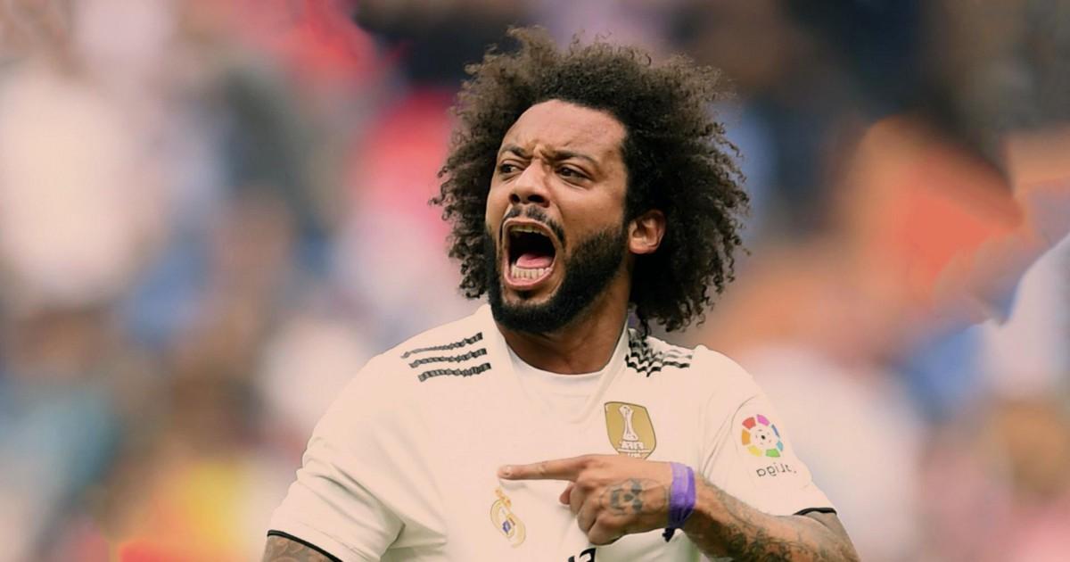 Le joueur de football Marcelo fait un magnifique hommage à Lionel Messi
