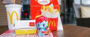 McDonald's : le géant du Fast-Food dit stop aux jouets...