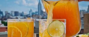 Cette boisson à base de citron et d'orange permet de...