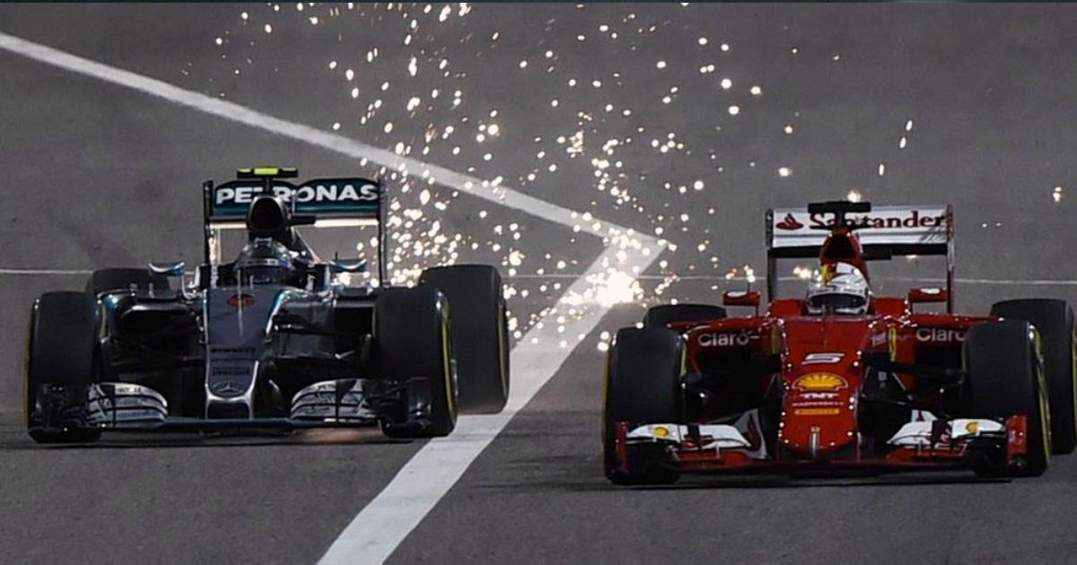 Formule 1 : pourquoi les voitures produisent des étincelles sur la piste ?